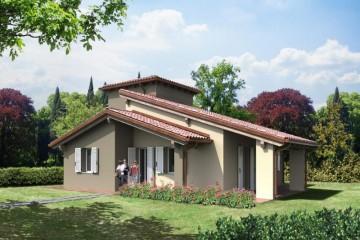 Case in Legno e Villette in Legno: Modello Torre Arconord Costruzioni srl