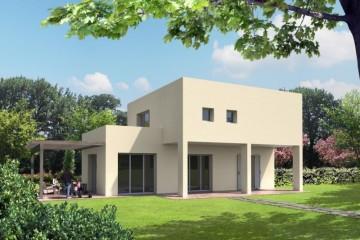Case in Legno e Villette in Legno: Modello Living Arconord Costruzioni srl
