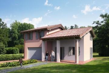 Case in Legno e Villette in Legno: Modello Emilia Arconord Costruzioni srl