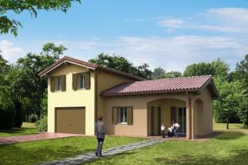 Case in Legno: Modello Romagna