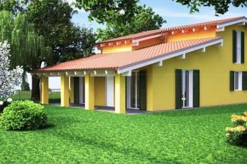 Case in Legno e Villette in Legno: Casa Fogliano Arconord Costruzioni srl
