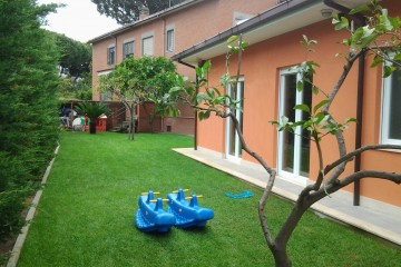 Edificio Pubblico (scuola, chiesa) in Legno Asilo Nido - Roma - Casal Palocco