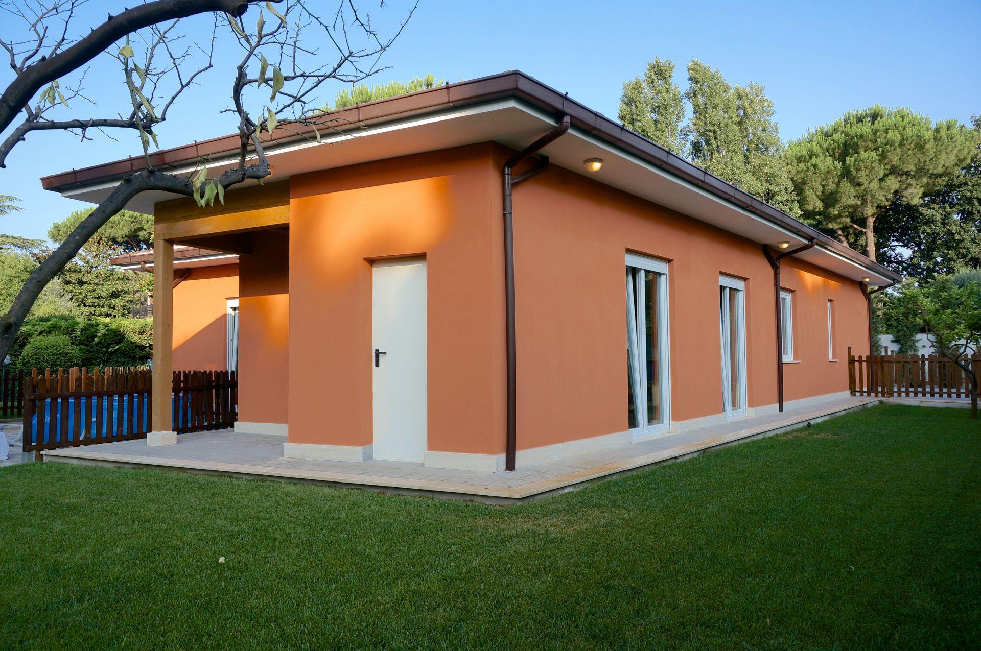 Realizzazione Edificio Pubblico (scuola, chiesa) in Legno Asilo Nido - Roma - Casal Palocco di Technowood