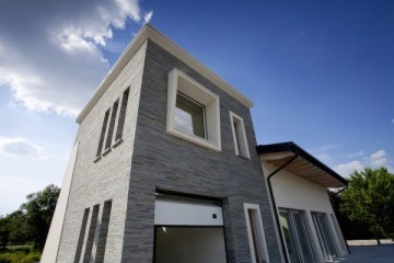 Modello Casa in Legno VILLA MONOFAMIALIRE REGGIO EMILIA di CasaAttiva