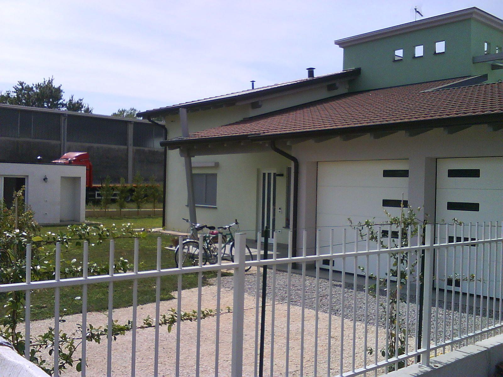 Modello Casa in Legno ABITAZIONE IN PROVICIA DI CREMONA di CasaAttiva