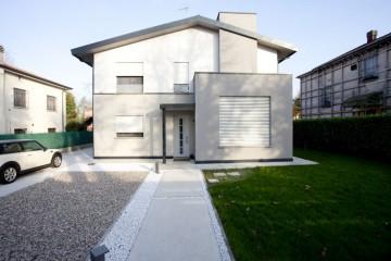 Modello Casa in Legno VILLA A MOGLIA di CasaAttiva