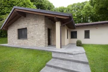 Casa in Legno VILLA A BRESCIA