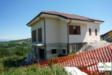 Modello Casa in Legno Casa in bioedilizia costruita su progetto /Torino (TO) di sangallo srl