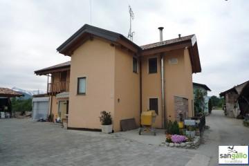 Modello Casa in Legno Casa in bioedilizia costruita su progetto /San Rocco (CN) di sangallo srl