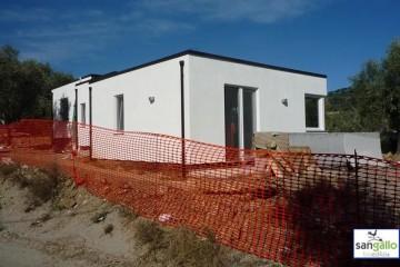Casa in Legno Casa in bioedilizia costruita su progetto /Imperia
