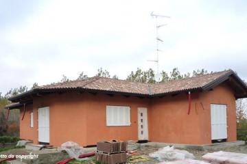 Modello Casa in Legno Casa in bioedilizia costruita su progetto / Vercelli di sangallo srl