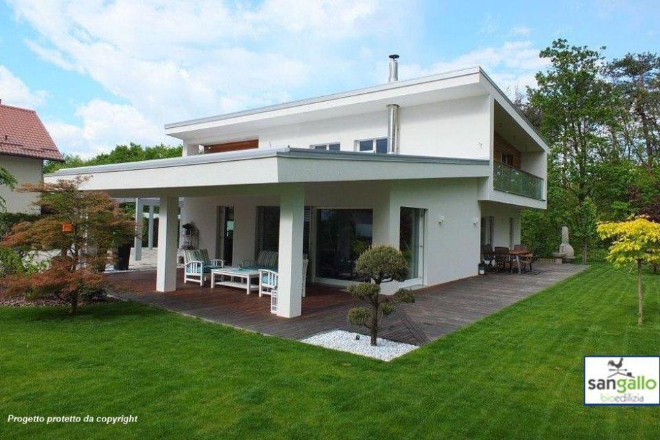 Casa in Legno in stile Moderno: Casa moderna