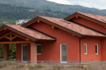 Case in Legno: Villa Rossa