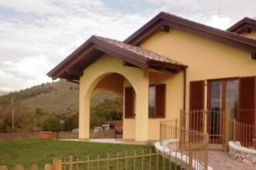 Case in Legno: Villa L'Aquila