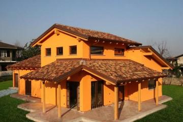 Case in Legno: Novara