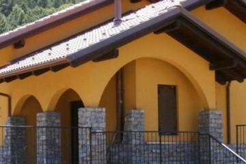 Case in Legno: Villa Pontei