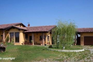 Casa in Legno Casa in bioedilizia costruita su progetto /Caselle (TO)
