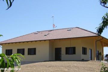 Modello Casa in Legno Casa in bioedilizia costruita su progetto /Revello (CN) di sangallo srl