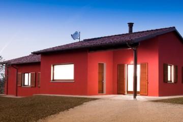 Modello Casa in Legno Villetta Osimo 2 di Wooden Buildings
