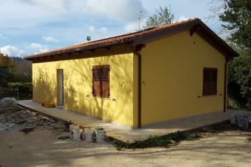 Modello Casa in Legno Casa Candia di Wooden Buildings