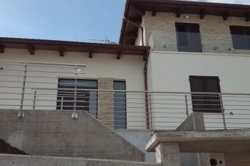 Realizzazione Casa in Legno Cantiere Bifamiliare Candia (An) di Wooden Buildings