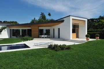Modelli di case prefabbricati in legno for Casa moderna in legno
