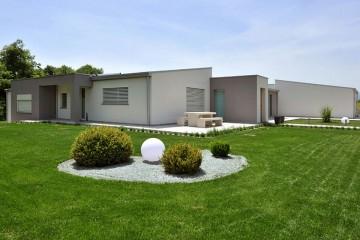 Realizzazione Casa in Legno Villa Monofamiliare 7 di Subissati srl
