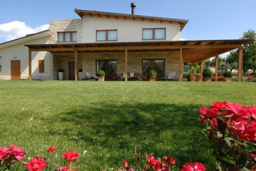 Realizzazione Casa in Legno Villa Monofamiliare 4 di Subissati srl
