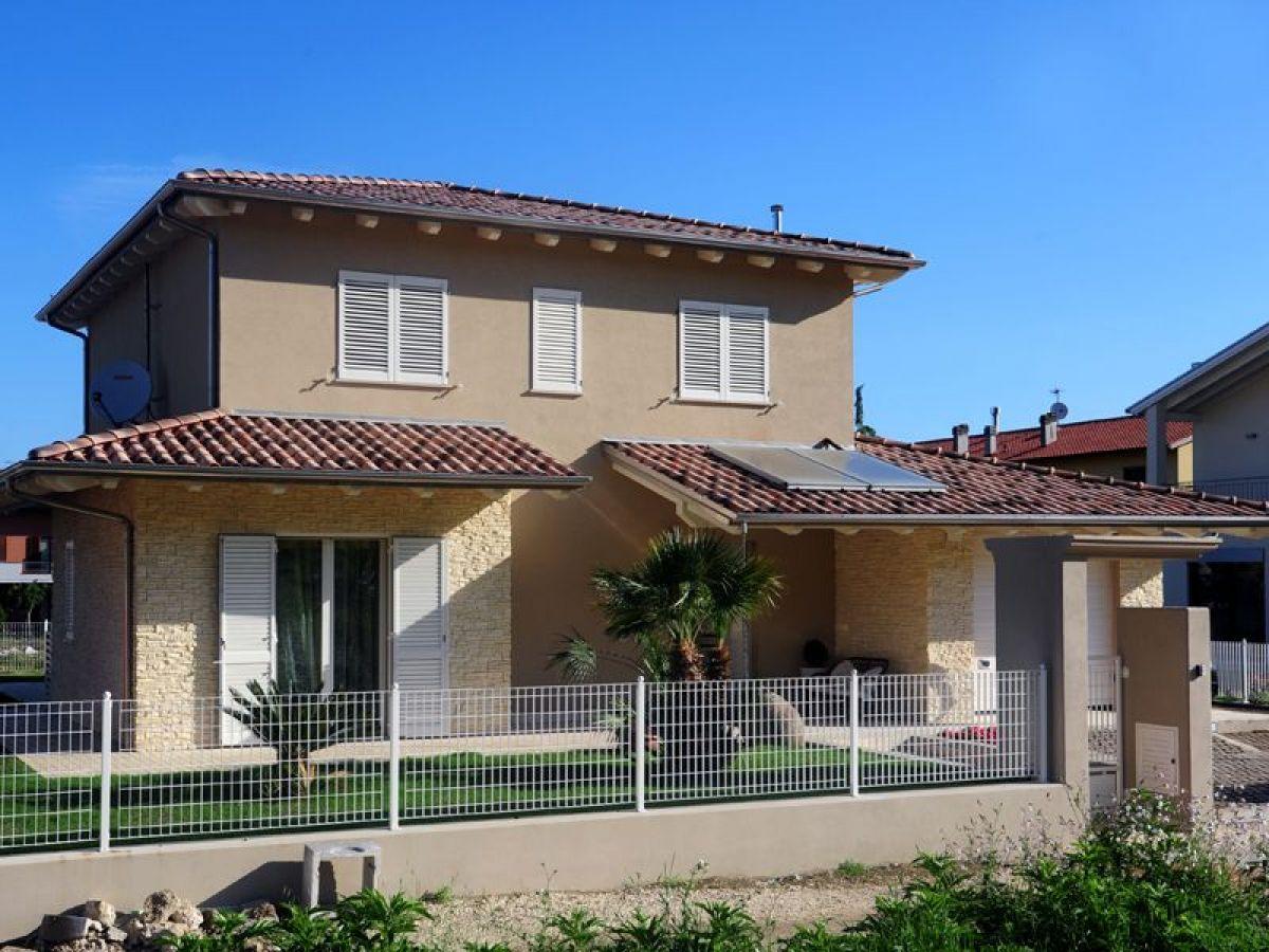 Casa in Legno Casa monofamiliare Di Rosa - Subissati