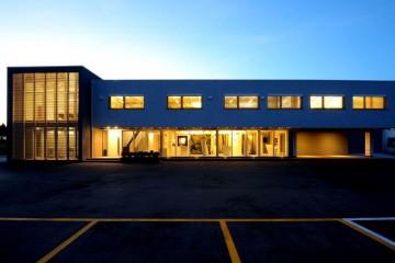 Edificio Pubblico (scuola, chiesa) in Legno Fabbricato commerciale ed industriale-Stabilimento Subissati