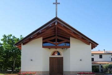 Modello Edificio Pubblico (scuola, chiesa) in Legno Edificio di culto di Subissati srl