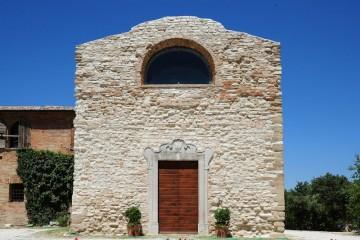 Modello Tetto in Legno Edificio di culto di Subissati srl