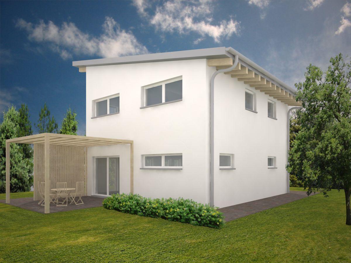 Casa in legno modello casa ginestra di tonin case in legno for Costruttore di case virtuali