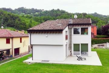 Realizzazione Casa in Legno Villa Ugolotti di caseclimatiche