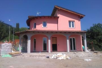 Realizzazione Casa in Legno Villa Bertozzi di caseclimatiche