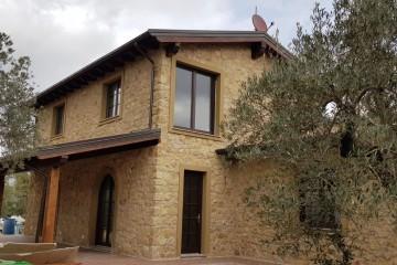Casa in Legno Villa Vaudano in stile casale Toscano
