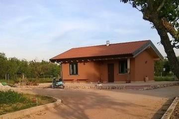 Realizzazione Casa in Legno Casa vacanza Piccinno di caseclimatiche
