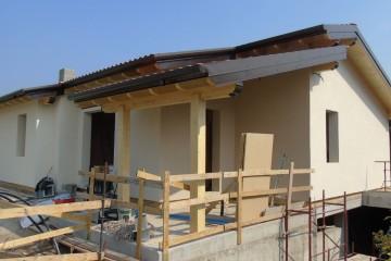 Modello Casa in Legno Villa Corrà di caseclimatiche