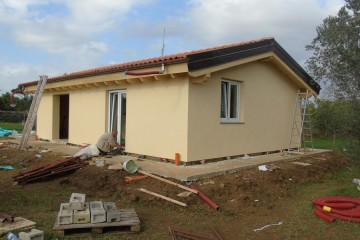 Realizzazione Casa in Legno Casa vacanza Guarguaglini di caseclimatiche