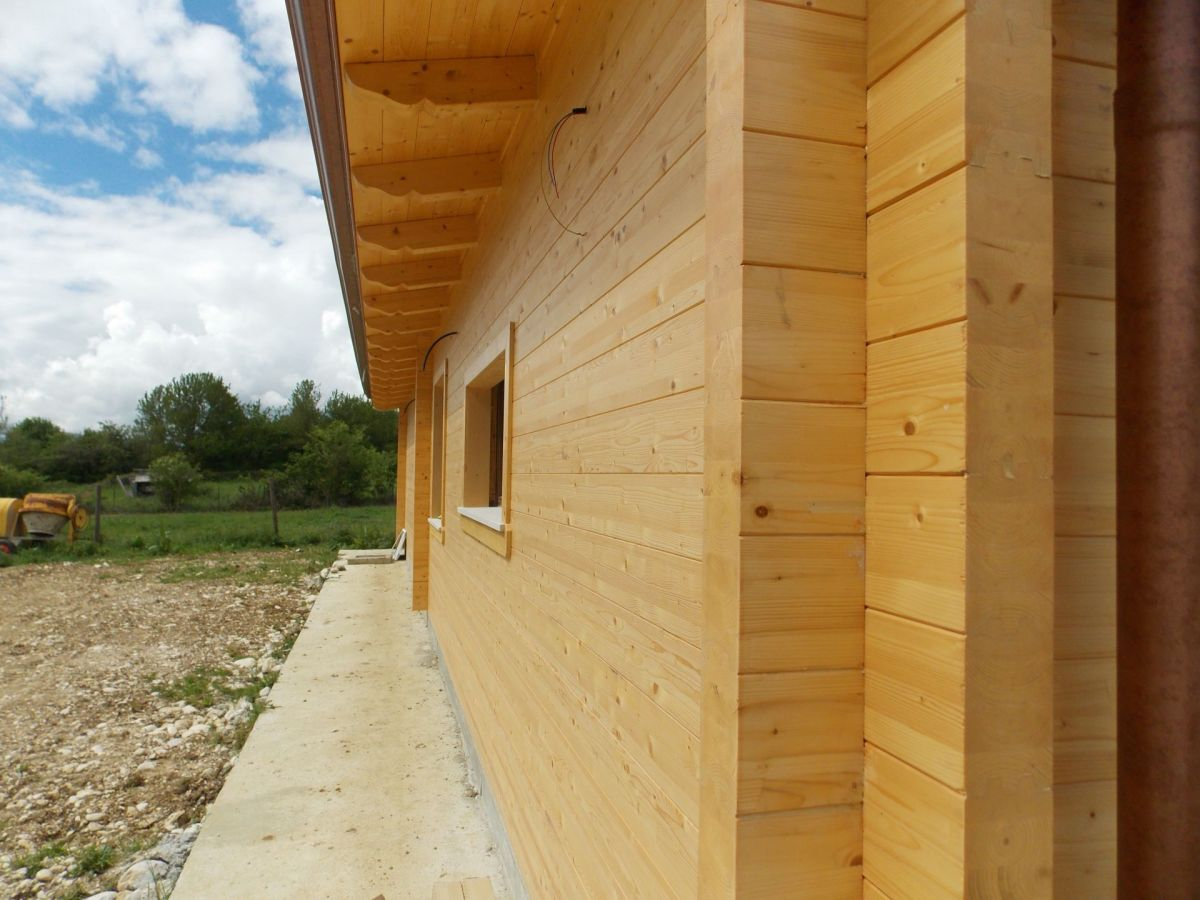 Case in legno WOOD HOUSE