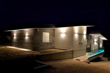Realizzazione Casa in Legno Casa in Legno a Telaio di WOOD HOUSE