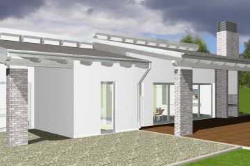 Modelli di case prefabbricati in legno for Modelli di case moderne
