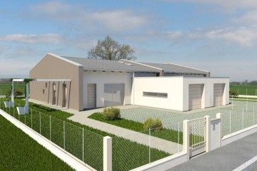 Casa in Legno BIF 300