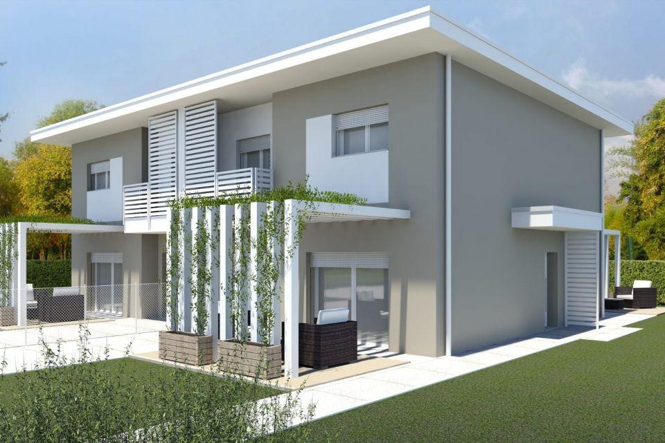 Casa in Legno in stile Moderno: BIF 310