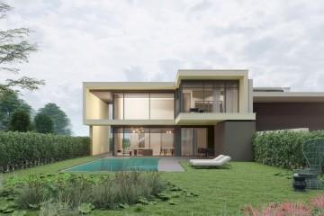 Realizzazione Casa in Legno Casa Majorana di ECOHOUSE srl
