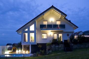 Modello Casa in Legno La Spezia di Spazio Positivo