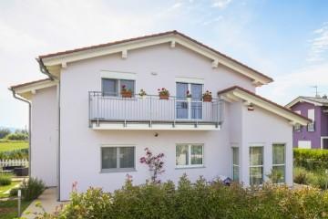 Realizzazione Casa in Legno Piemonte di Spazio Positivo