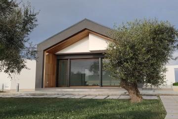 Casa in Legno Villa a pianta Y