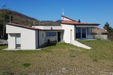 Modello Casa in Legno Villetta a pianta U di FBE Woodliving