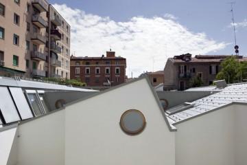 Condomini in Legno Condominio Palatesta Urban Wood